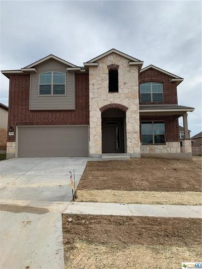 Killeen Single Family Home For Sale: 3608 Aubree Katherine