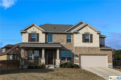 Harker Heights Single Family Home For Sale: 817 Cathedral Court
