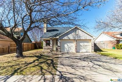 Killeen TX Single Family Home For Sale: $80,600