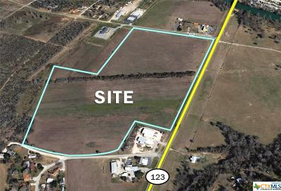 Seguin Residential Lots & Land For Sale: Tbd State Hwy 123
