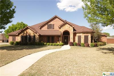 Nolanville Single Family Home For Sale: 1106 Redleaf