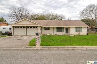 New Braunfels Single Family Home For Sale: 1218 Clearwater