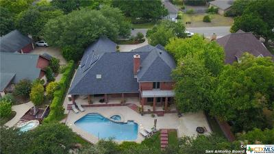 New Braunfels Single Family Home For Sale: 2237 Waterford Grace