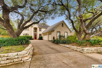 Round Rock Single Family Home For Sale: 1034 Forest Bluff Trail