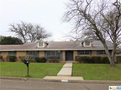Temple Single Family Home For Sale: 3715 Wendy Oaks Drive