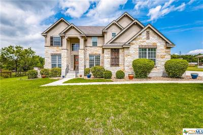 Helotes Single Family Home For Sale: 11507 Viridian