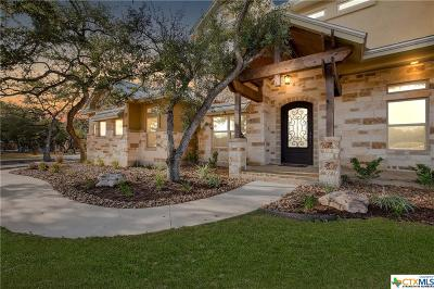 New Braunfels Single Family Home For Sale: 5689 Dry Comal