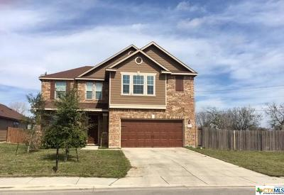 New Braunfels Single Family Home For Sale: 1473 Cutler Bay
