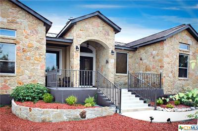 New Braunfels Single Family Home For Sale: 5727 Copper