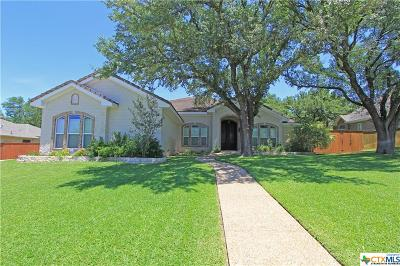 Temple Single Family Home For Sale: 6725 Las Colinas