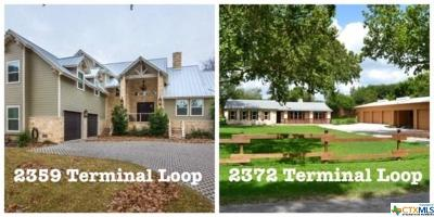 Guadalupe County Single Family Home For Sale: 2372 Terminal Loop