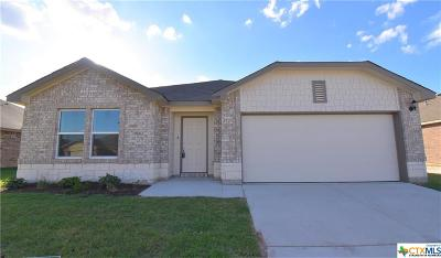 Killeen Single Family Home For Sale: 6509 Catherine