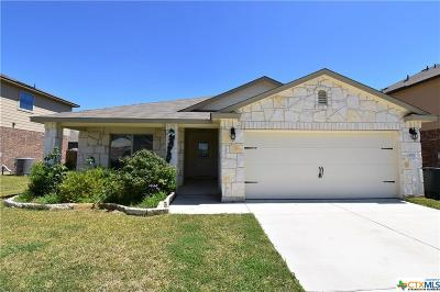 Killeen Single Family Home For Sale: 6702 Mustang Creek Road