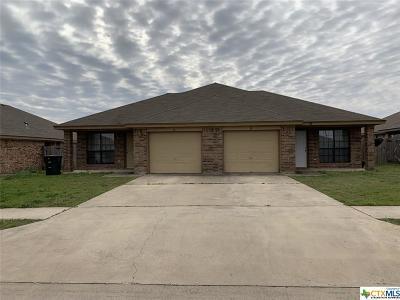 Killeen Multi Family Home For Sale: 1302 Nicholas