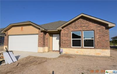 Killeen Single Family Home For Sale: 6508 Catherine Drive