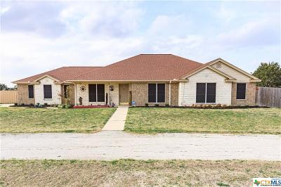 Killeen Single Family Home For Sale: 11977 Oakalla
