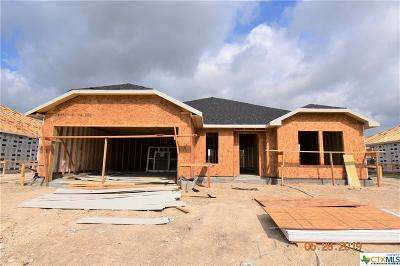 Killeen Single Family Home For Sale: 6511 Catherine Drive