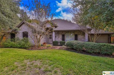 Salado Single Family Home For Sale: 1201 Salado Oaks Drive