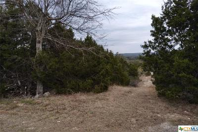 Canyon Lake Residential Lots & Land For Sale: 1215 Scenic View Drive