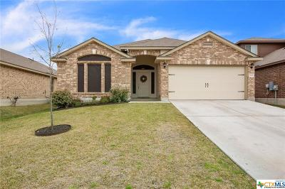 Temple Single Family Home For Sale: 5611 Stonehaven