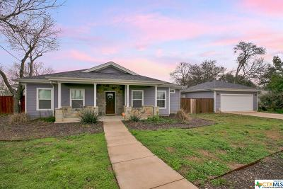 New Braunfels Single Family Home For Sale: 1364 W Coll