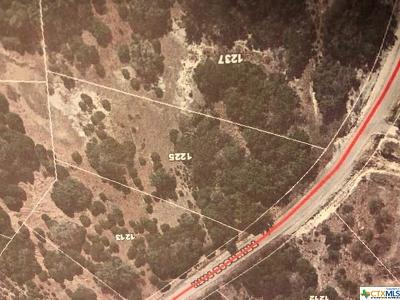 Canyon Lake Residential Lots & Land For Sale: 1225 Primrose Path