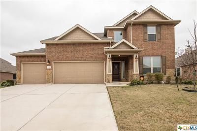 Killeen Single Family Home For Sale: 6207 Alabaster