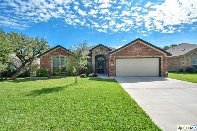 Belton Single Family Home For Sale: 3212 Wildcatter Drive