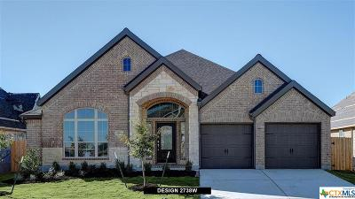 Seguin Single Family Home For Sale: 2964 High Meadow Street