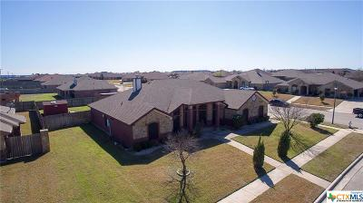 Harker Heights  Single Family Home For Sale: 2232 Sparrow Road
