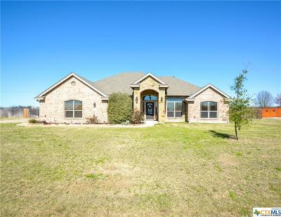 Temple TX Single Family Home Pending: $278,499
