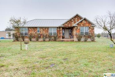 New Braunfels Single Family Home For Sale: 2425 Oak Valley Drive