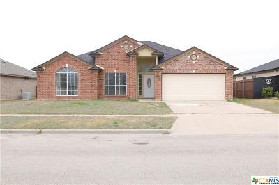 Killeen Single Family Home For Sale: 5805 Montrose