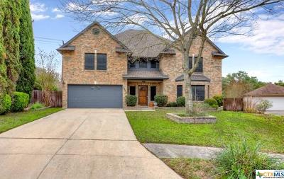 Schertz Single Family Home For Sale: 1695 Fir Circle
