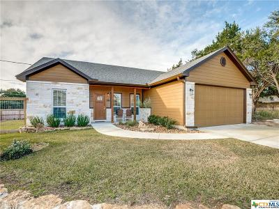 Comal County Single Family Home For Sale: 596 Riviera