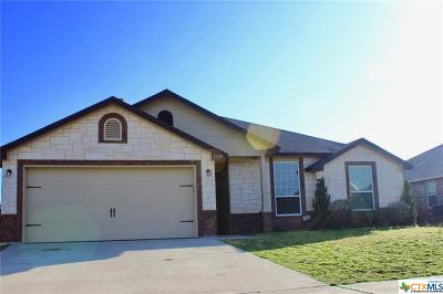 Killeen Single Family Home For Sale: 2600 Montague County