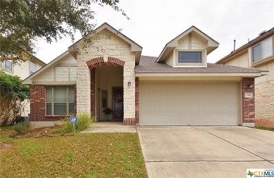 San Marcos TX Single Family Home For Sale: $241,900