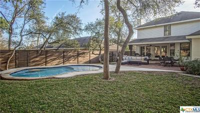 New Braunfels TX Single Family Home For Sale: $499,900