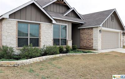 Temple Single Family Home For Sale: 7804 Painted Valley