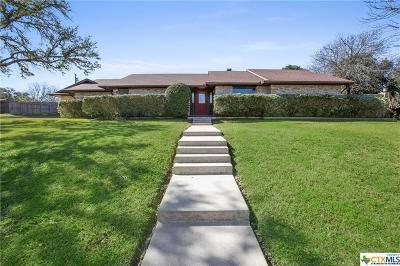 Belton Single Family Home For Sale: 2606 River Oaks