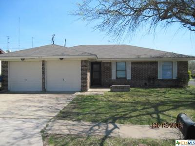 Copperas Cove Rental For Rent: 602 N 21st