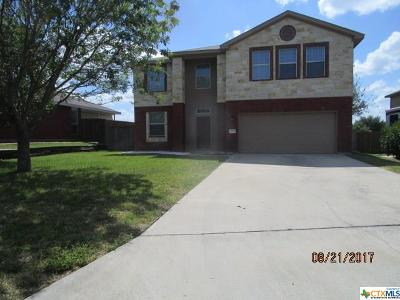 Harker Heights Rental For Rent: 2144 Modoc