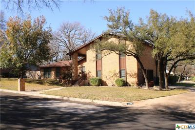 Harker Heights Single Family Home For Sale: 2106 Antelope Trail