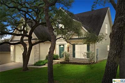 San Marcos Single Family Home For Sale: 2024 North View