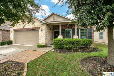 Cibolo Single Family Home For Sale: 208 Dove Hill