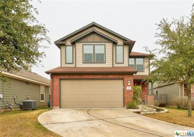 San Marcos Single Family Home For Sale: 110 Silo