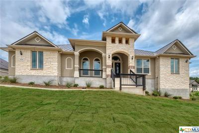 New Braunfels TX Single Family Home For Sale: $574,990