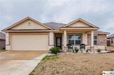 Killeen Single Family Home For Sale: 504 W Vega