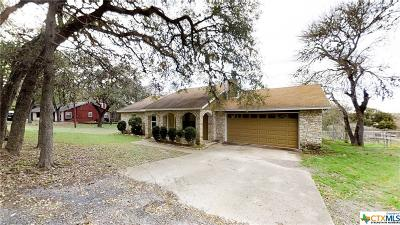 San Marcos Single Family Home For Sale: 711 Lazy Lane