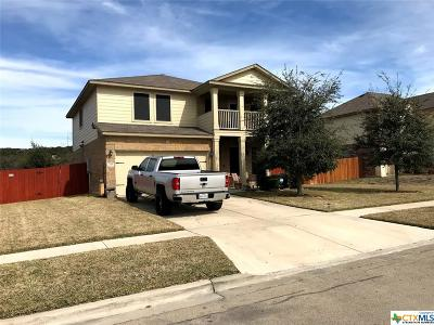 Killeen Single Family Home For Sale: 703 Curtis Drive